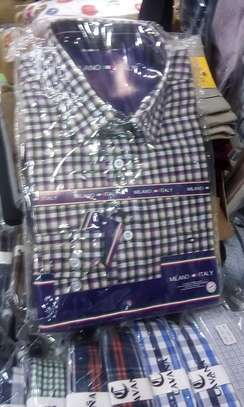 Official checked shirts image 2