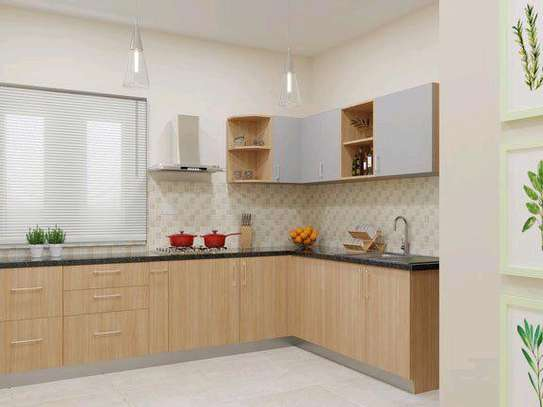 Modern Luxurious kitchen cabinets for sale in Nairobi Kenya image 1