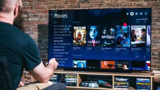 """LG 65"""" 4K ULTRA HD SMART TV(65UN7340)-Black image 1"""