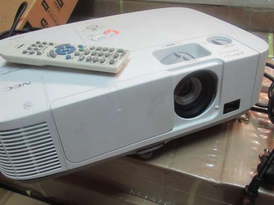 High lumens projector for hire
