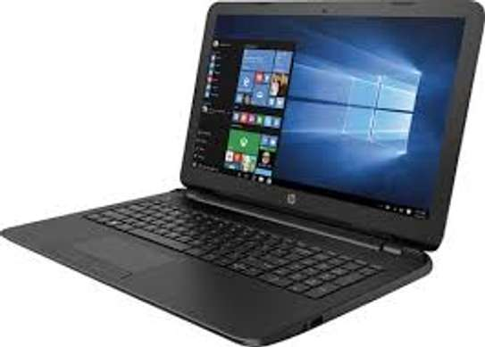 Hp laptop amd a6 image 1