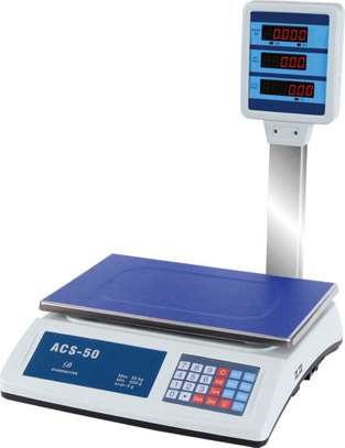 Electronic Scale (ACS-818D)