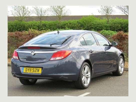 Vauxhall Insignia sports 1.9 Auto Blue
