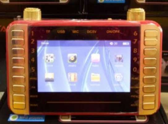 NNS star mp4 player