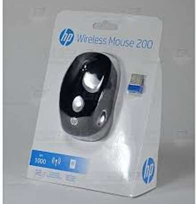 Hp 200 wireless Mouse image 3