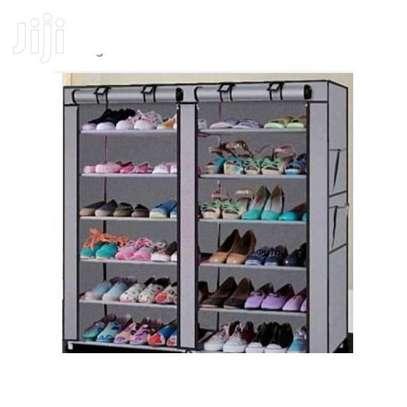 Modern shoe rack image 1