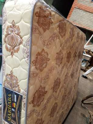 10inch thick Queen Size (5 by 6) Heavy Duty Quilted Mattresses. Free Home delivery. image 1
