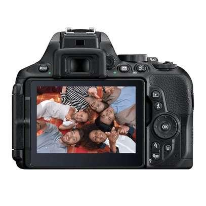 Nikon D5600 DSLR Camera With 18-55mm Lens - 24.2 MP image 2