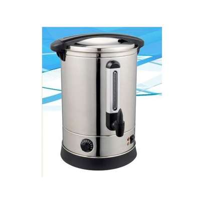 Sterling Commercial Catering Tea Coffee Beverage Urn Stainless Steel Water Boiler, 20L image 1