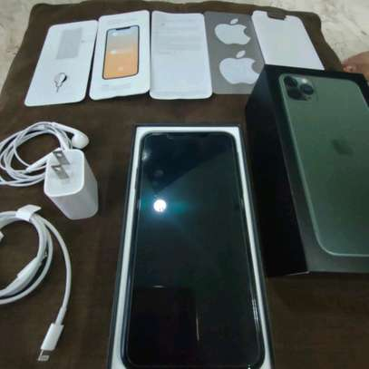Apple Iphone 11 Pro Max * Green * 512 Gb image 4