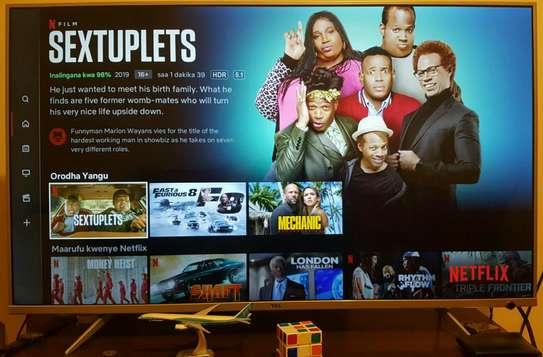 43 inch TCL Smart TV