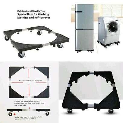 Fridge/washing machine stand base image 1