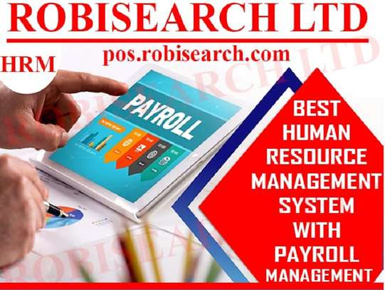 Human Resource  Management System with Payroll Management