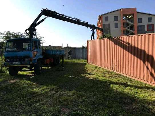 Container for sale 40 ft image 1