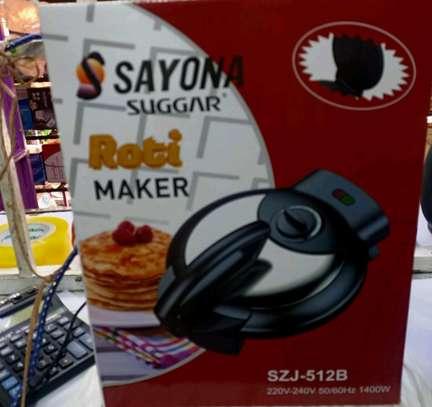 Sayona roti or chapati maker image 1