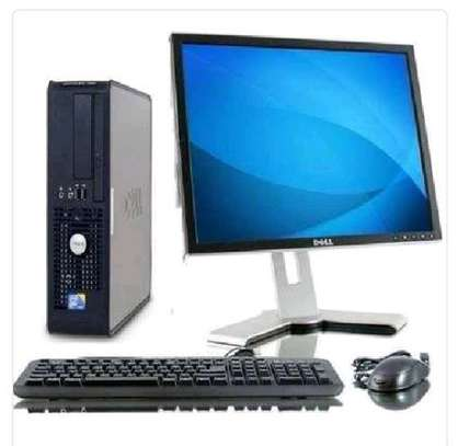 commercial and office desktop