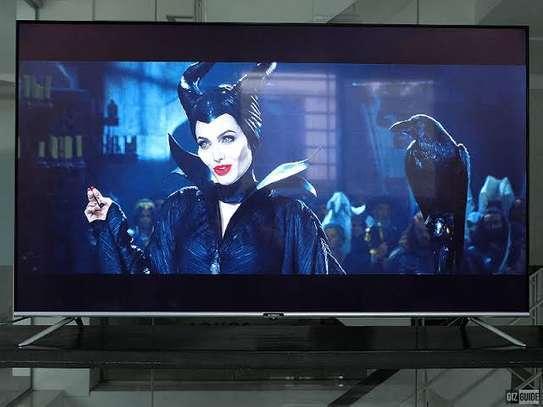 Skyworth 65 inches Android Smart UHD-4K Digital TVs image 1