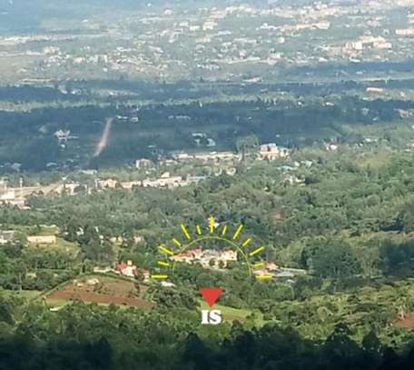 1/8,  1/4 and full acres available for sale in Upper Matasia  (Kahara), area, Ngong Hills. image 2