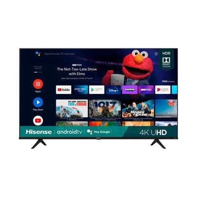 50 inch Hisense Smart UHD 4K Android Frameless TV - 50A7200F - Free Bracket, Delivery and Installation image 2