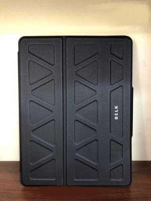 Belk 3D Smart Protection Cover Case For iPad Air 1,Air 2,iPad Pro 9.7,iPad 9.7 2017/2018[iPad 5th Gen/6th Gen] with iPencil Holder image 6