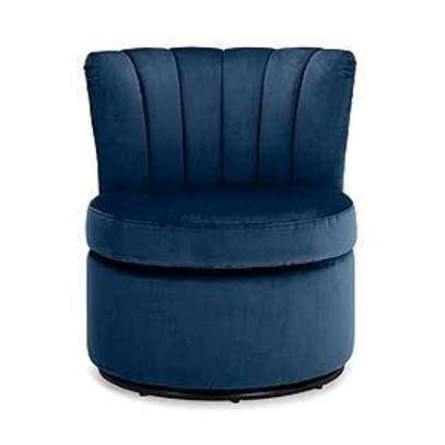 Single seater Chunnel tufted Sofa image 1