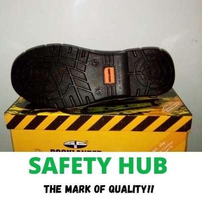 Rocklander industrial work boots image 3