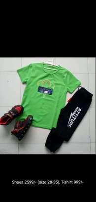 Matching Sweatpants and T-shirts image 3