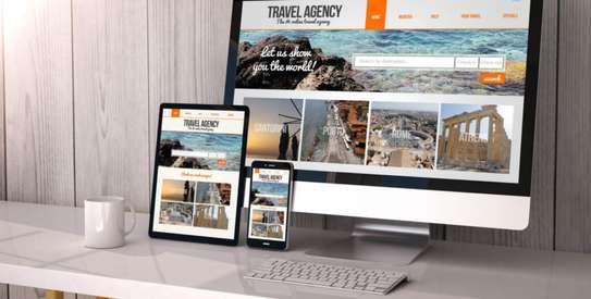 Tour Operator & Travel Agent Websites Design image 1