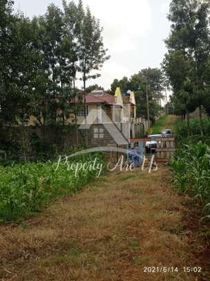 0.1 ha commercial land for sale in Kinoo image 7