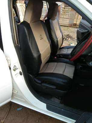Puffy car seat covers image 9