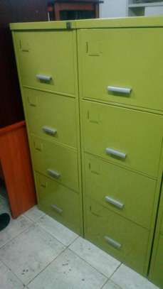 Locally made file cabinet 4doors