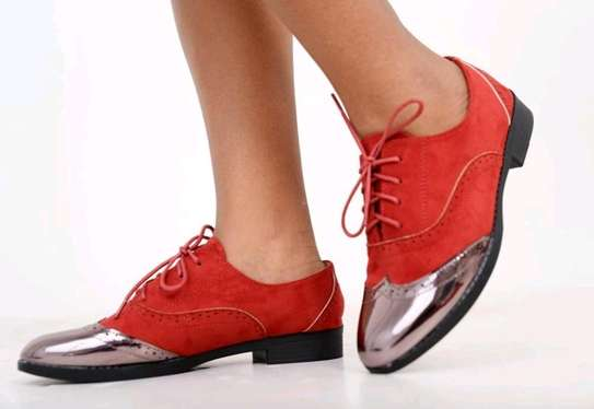 Ladies brogues image 7