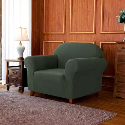 Green Soft Seat Cover image 2