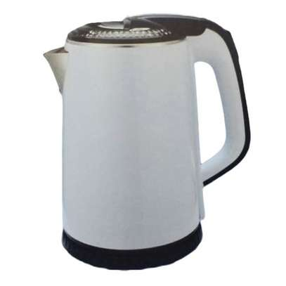 Lyons Cordless Electric Kettle 1.8 Litres White image 2