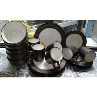 24 pieces Ceramic Dinner set image 5