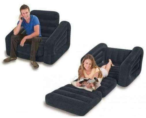 One-seater pullout Inflatable seat image 1