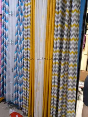 MATCHED CURTAINS image 7