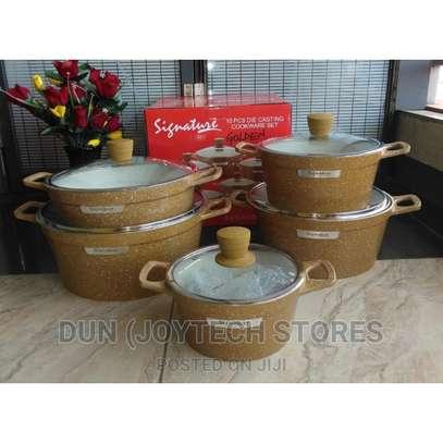 Signature Granite Cookware image 1