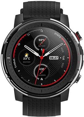 Amazfit Stratos 3 Smart Watch GPS 5ATM Bluetooth Music Dual Mode 14 Days Battery Smartwatch image 1