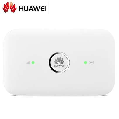 Huawei E5573Cs Unlocked 150 Mbps 3G LTE & 50 Mpbs 3G Mobile WiFi (3G LTE in East, Africa and partial LATAM)