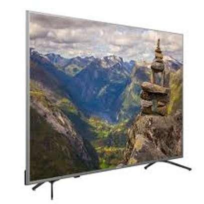 58 inch hisense UHD 4k tv image 1