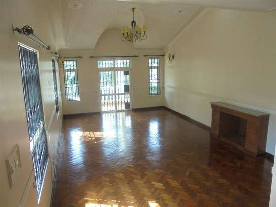 4 bedroom house for rent in Thigiri image 8