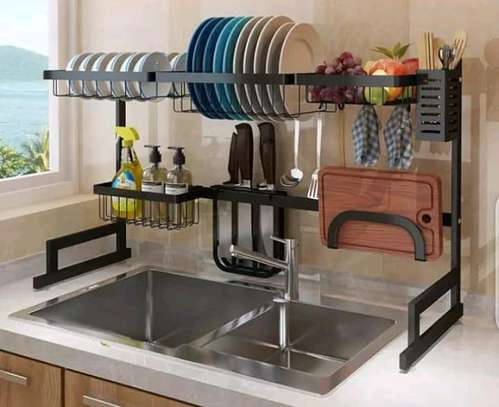 Over the sink rack image 1