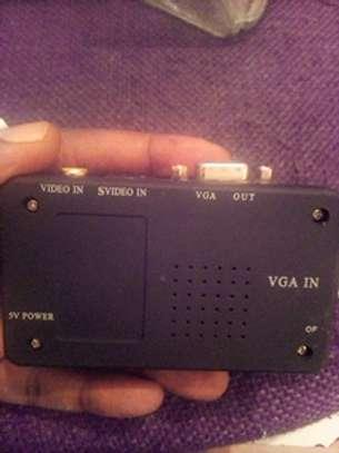 VIDEO CONVERTER AV TO VGA image 5