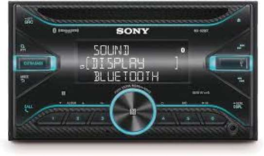 SONY WX-920BT Cd Receiver with Nfc And Dual Bluetooth image 1