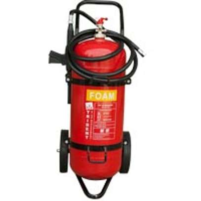 9 Kg Powder Fire Extinguisher image 10