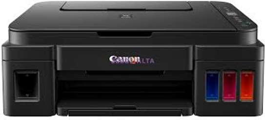 Canon PIXMA G2411 (Printer, Scanner, Copier, Ink Tank)