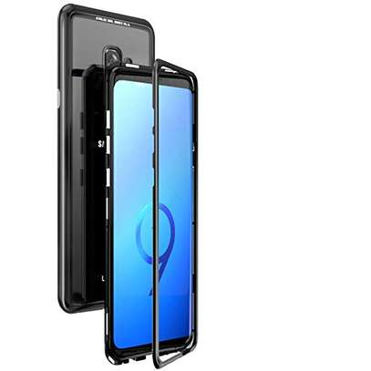 Magnetic Luxury Absorption Cases For Samsung S9 S9 Plus image 3