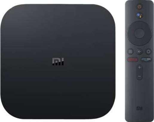 Xiaomi Mi Box S Android TV Remote Streaming Media Player image 1