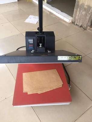 Quality Digital Sublimation Heat Transfer Machine T-Shirt Heat Press image 3